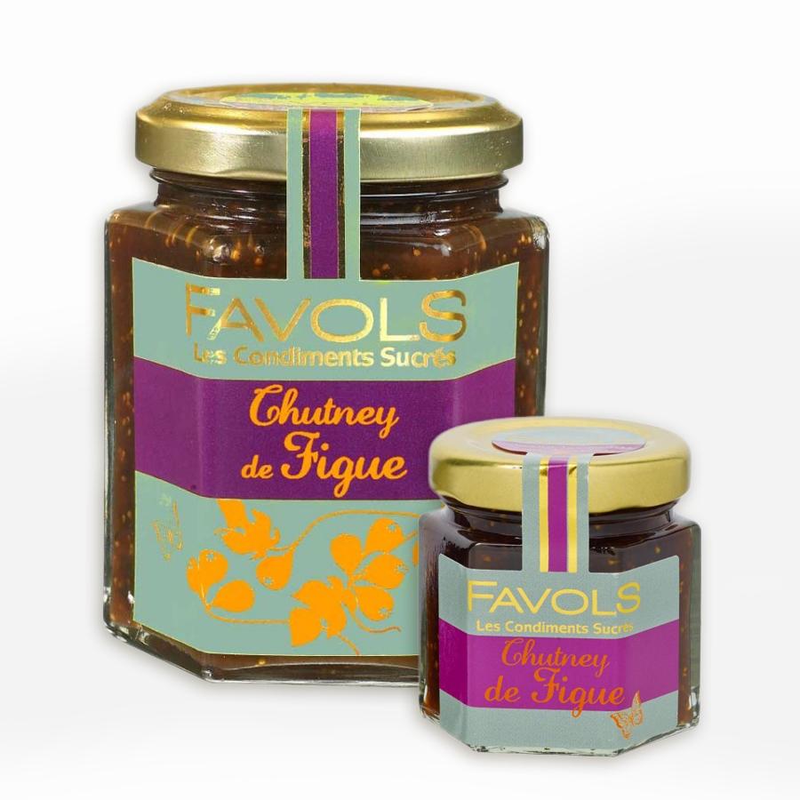chutney de figue foie gras