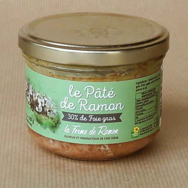 paté de ramon foie gras