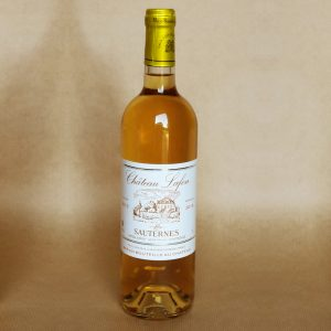 sauterne vin blanc